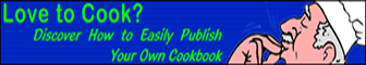Publish a Cookbook
